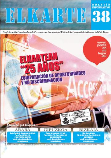 Revista ELKARTE 38