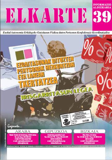 ELKARTE aldizkaria 39
