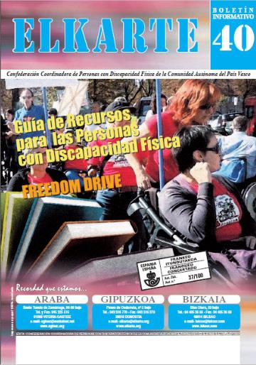 Revista ELKARTE 40