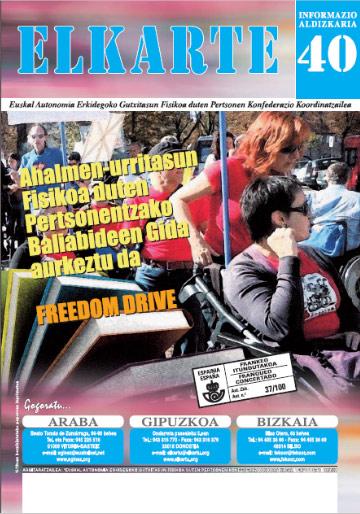 ELKARTE aldizkaria 40